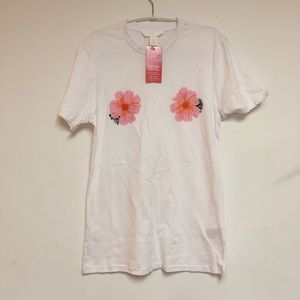 🌸New🌸H&M floral T-shirt